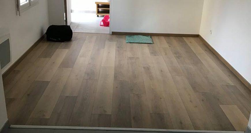 pose de carrelag parquet podologue